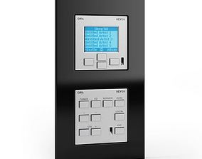 Home Automation System Interface 3D