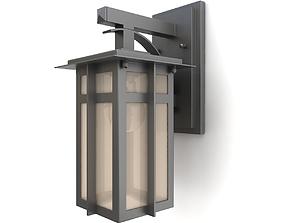 3D model Outdoor wall lantern 15