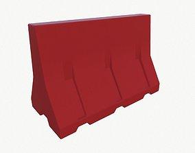 Roadblock 02 3D model