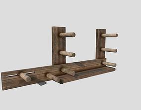 Inkle Loom 3D model