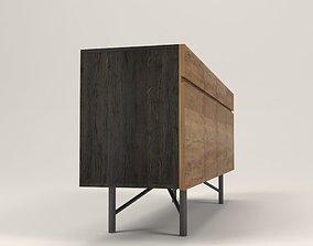 3D asset Rodemund sideboard