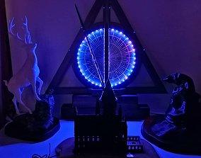 3D printable model Porta varitas Harry Potter version 2