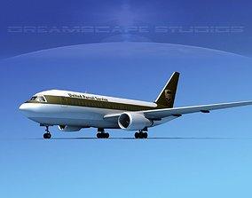 Boeing 767-100 UPS 3D