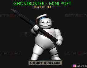 Mini Puft - Ghostbuster After Life 2021 - 3D print model 1