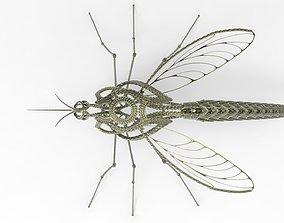 3D Ornamental mosquito