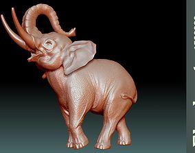 3D print model Elephant stl