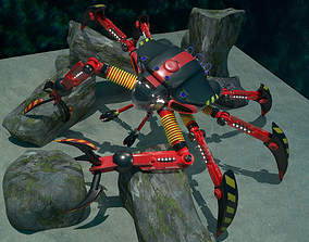 3D Underwater CrabCraft
