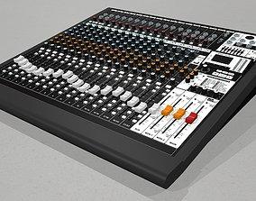3D model Mixing Board - Live Mixer