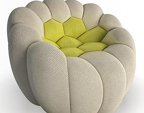 3D model Bubble Armchair