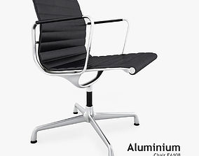 3D model Vitra Aluminium Chair EA 108