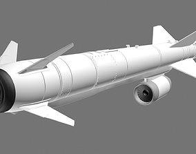 Rocket X-59M2 3D print model rocket