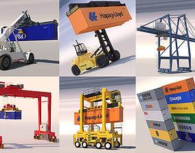 Harbour Collection 1 3D model