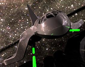 Space Ship 3D printable model