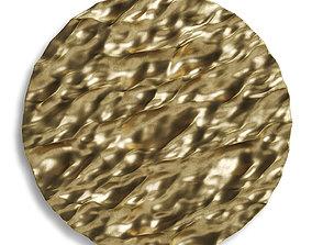 3D Mathieu lehanneur pocket ocean Gold