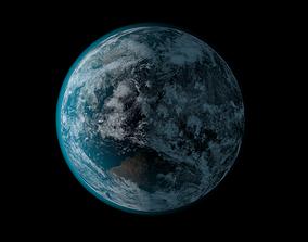 3D Earth - Realistic 8k