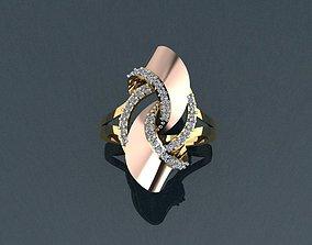 3D printable model silver Ring 8