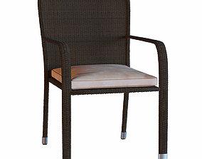 chair MONTENEGRO 3D asset