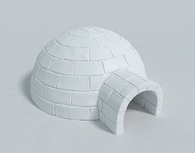 Igloo V2 3D model