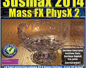 3dsmax 2014 Mass Fx PhysX v 40 Italiano cd animated