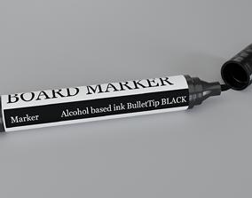realtime Generic marker 3d model