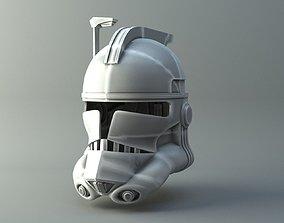Clonetrooper helmet - Star Wars 3D printable model