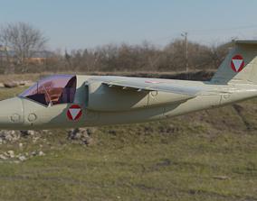 SAAB 105 AE airplane model