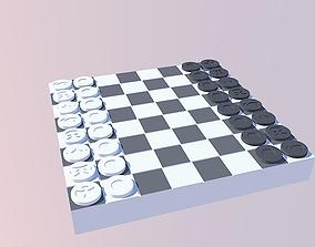 Tavlie Chess 3D print model