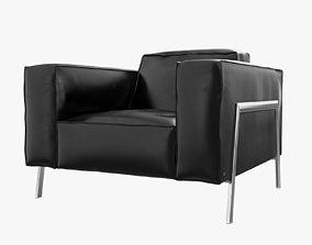 3D model ROLF BENZ Bacio Armchair