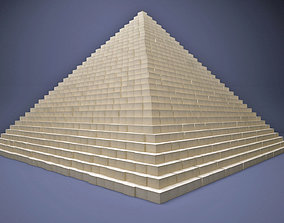 3D printable model Great Pyramid of Egypt