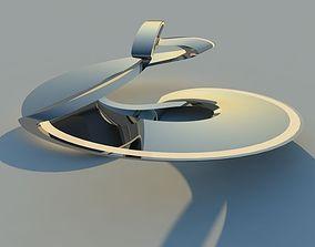 3D model Modern sculpture