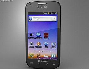 Samsung Galaxy S Blaze 3D model