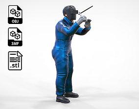 N2 Standing Welder 3D printable model