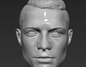 3D Cristiano Ronaldo standard version only mesh