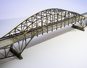 3D model Senator George Sellar Bridge