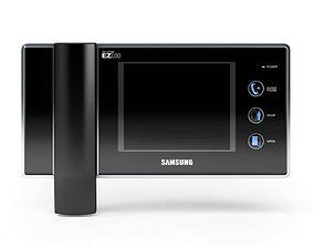 Home Intercom System 3D