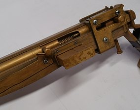 Fallout 4 - Pipe Pistol 3D print model