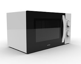 Microwave Oven 3D