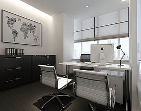 boss manager office 06 3D