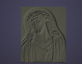 Jesus Christ model for CNC helios denver and 3D