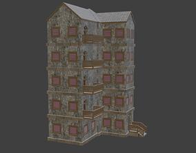 3D asset House Model 21