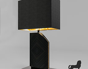 Smania Wi Table Lamp 3D model