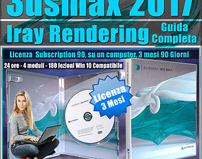 3ds max 2017 Iray La Grande Guida Completa 3