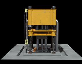 3D metal forging machine