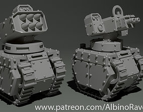 3D print model Gun bots