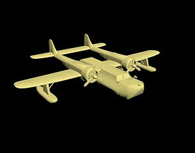 3D printable model Conwing L-16 The Seaduck