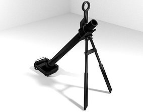 Mortar - Type Small 3D