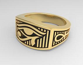 kengkod32 eye of horus 3D print model