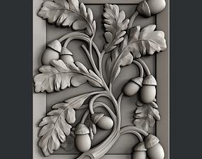 3d Models for 3d printer oak pano