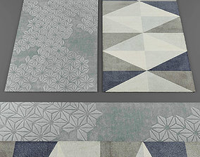 3D model Andessi rugs collection 060