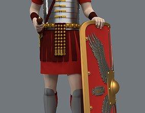 Roman Legionary 3D printable model